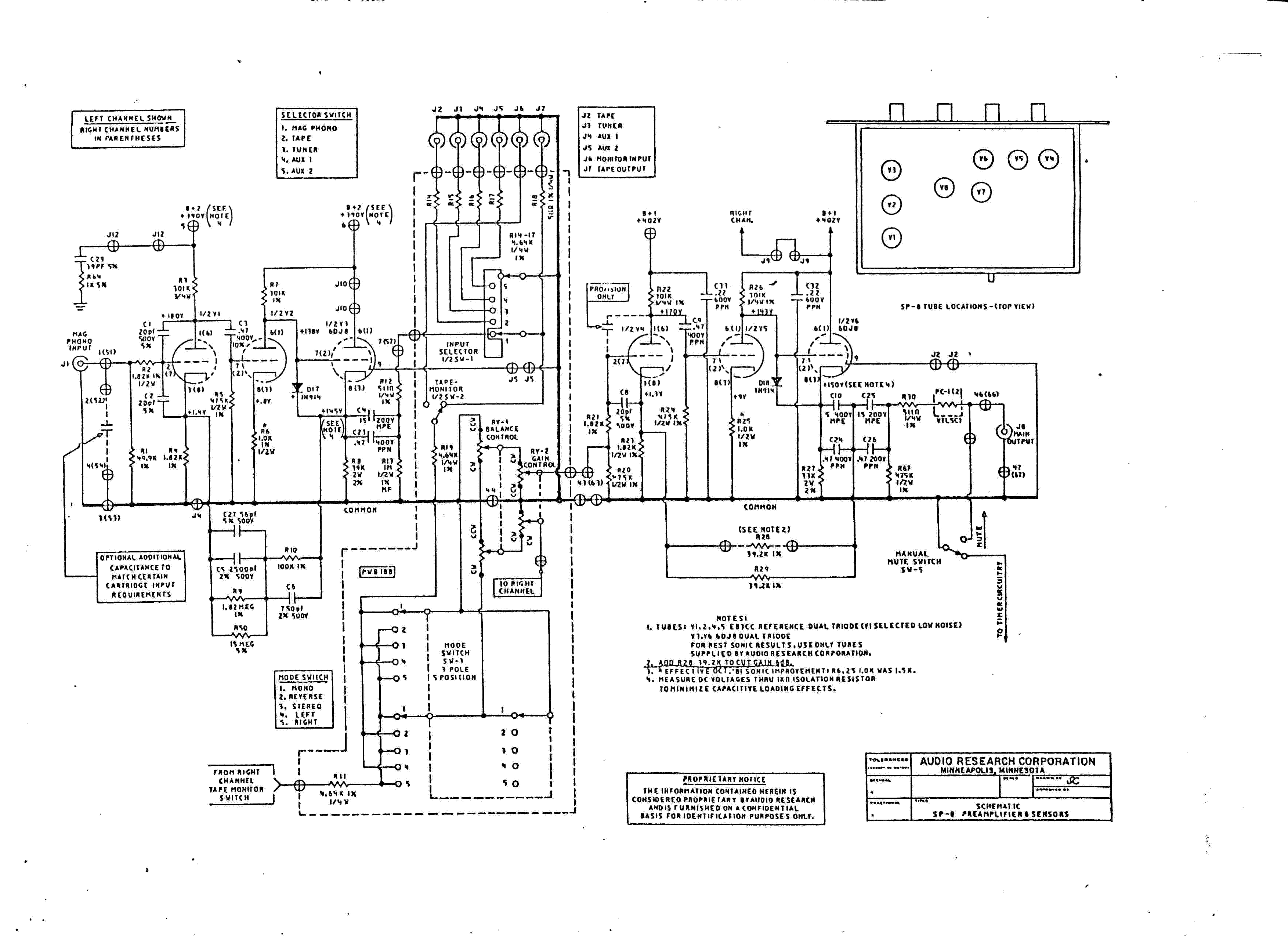 ARC_SP8_schematic1 m audio schematic diagram the wiring diagram readingrat net logitech speakers x 230 wiring diagram at bakdesigns.co